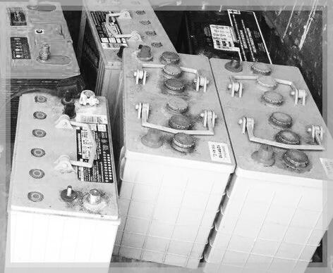переработка аккумуляторов